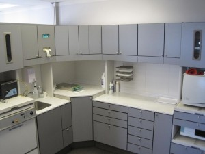 Our sterilization centre is modern and gleaming